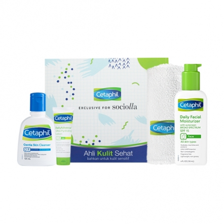 Ultimate Cetaphil Beauty Kit