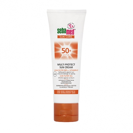 Suncream SPF 50 - 75 ml