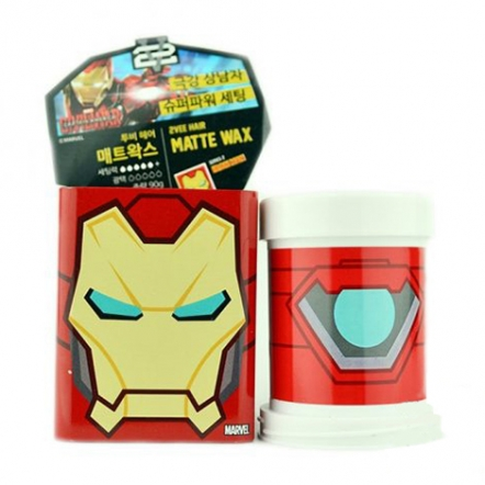 Matte Wax - Iron Man