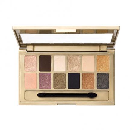 Maybelline Eye Shadow 24K Gold Nude Palette