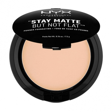 Stay Matte Not Flat Powder Foundation