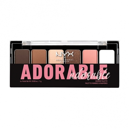 NYX Professional MakeUp The Adorable Eyeshadow Palette