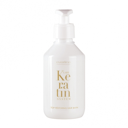 Lady Keratin Top Restoring Hair Bath