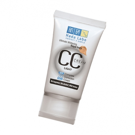 CC Cream Ultimate Whitening