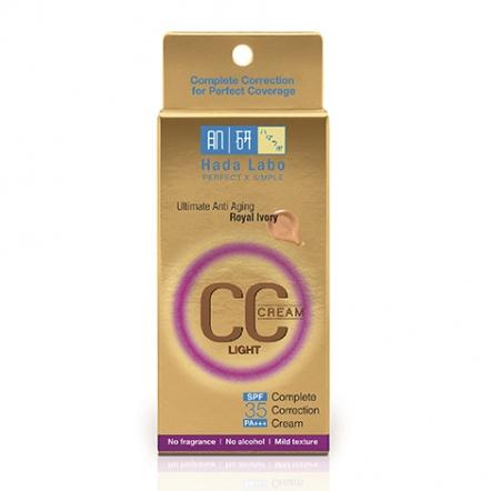 CC Cream Ultimate Anti Aging