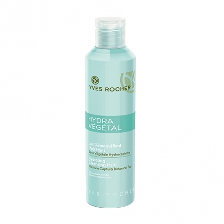 Yves Rocher Hydra Vegetal Cleansing Milk 200ml