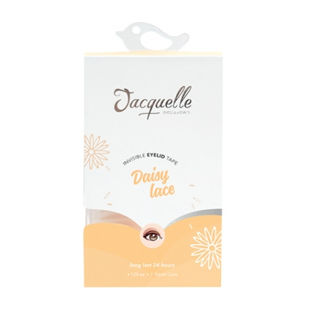 Lace Invisible Eyelid Tape - Daisy Lace