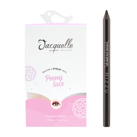 Sociolla Bold Dramatic Eyes with Peony Lace