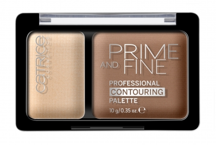 Prime and Fine Professional Contouring Palette