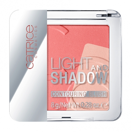 Light And Shadow Contouring Blush