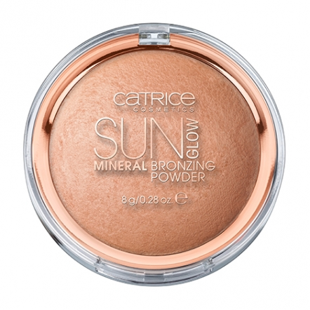 Catrice Sun Glow Mineral Bronzing Powder
