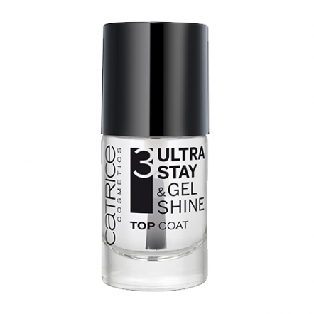 Catrice Ultra Stay & Gel Shine Top Coat