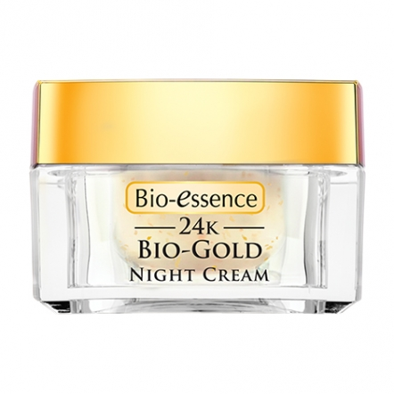 24K Bio-Gold Night Cream
