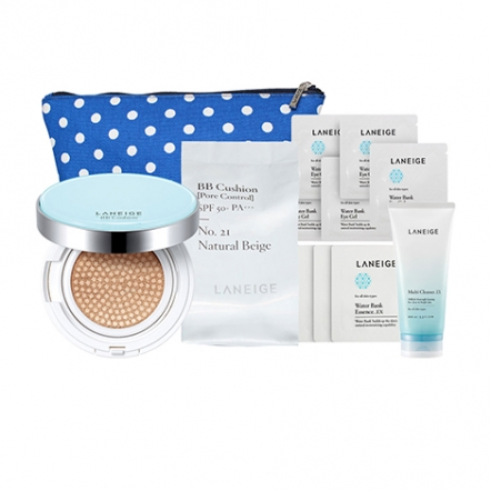 BB Cushion [Pore Control] SPF 50+ PA+++ & Gift