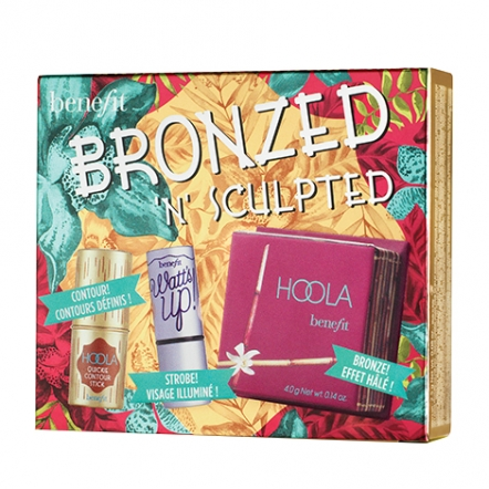 Benefit Cosmetics Bronzed N Sculpted Hoola