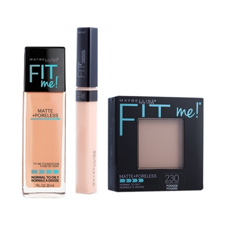 Maybelline Flawless Matte Set