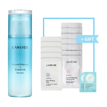 Essential Balancing Emulsion Sensitive + Gift