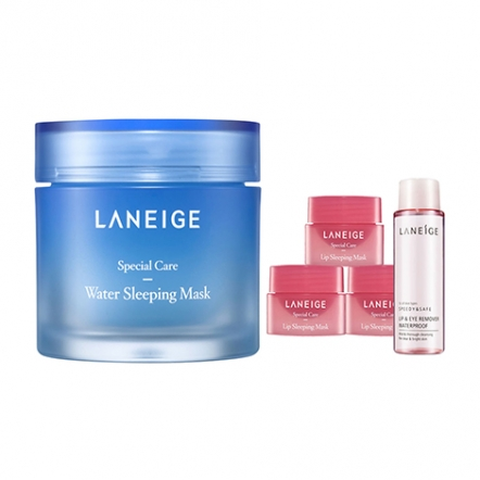 Laneige Water Sleeping Mask (AD) + Gift