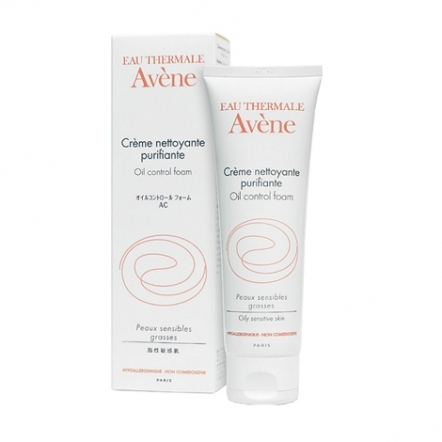 Avene Oil Control Foam (Deep Pore)