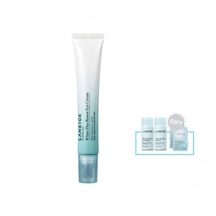 Laneige White Plus Renew Eye Cream + gift