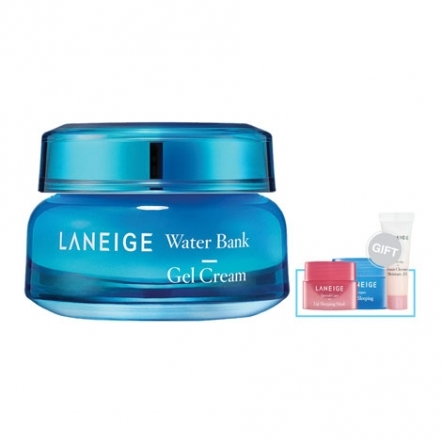 Laneige Water Bank Gel Cream + Gift
