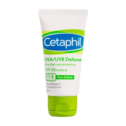 Uva/Uvb Defense Spf 50