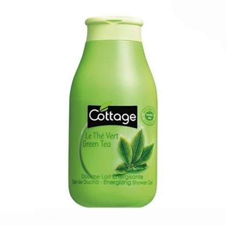 Cottage Energizing Shower Gel Green Tea
