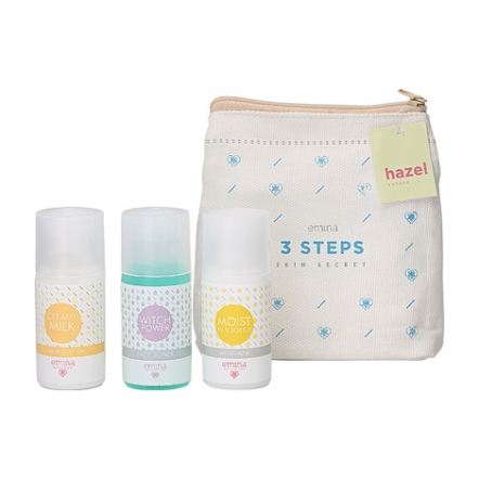 3 Steps Skin Secret Hazel Dazzle