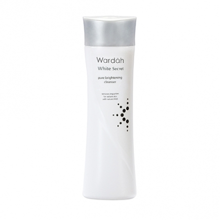 White Secret Pure Brightening Cleanser