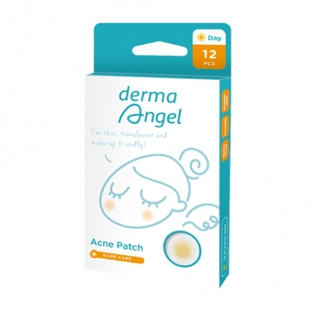 Derma Angel Acne Patch Day