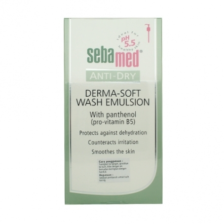 Sebamed Anti Dry Derma Soft Emulsion