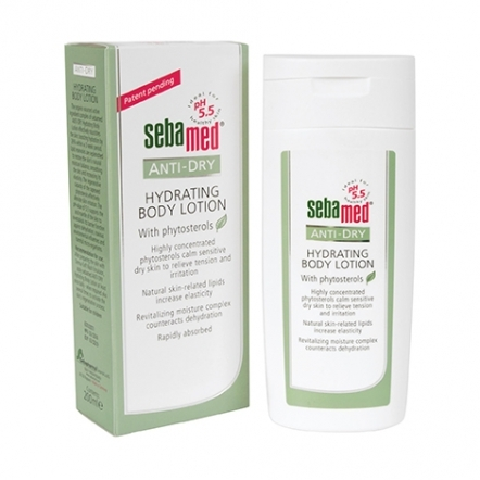 Sebamed Anti Dry Hydrating Lotion