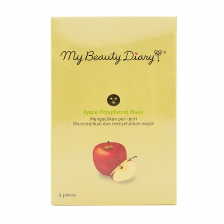 My Beauty Diary - Apple Polyphenol Mask