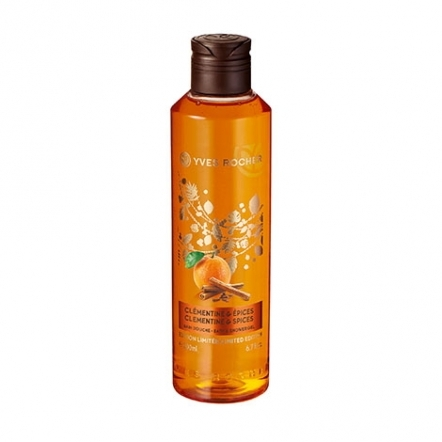 Clementine & Spices Bath & Shower Gel