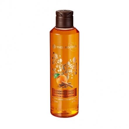 Yves Rocher Clementine & Spices Bath & Shower Gel