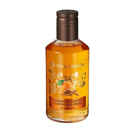 Clementine & Spices Eau De Toilette