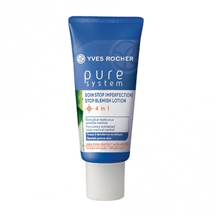 Pure System Stop Blemish Lotion
