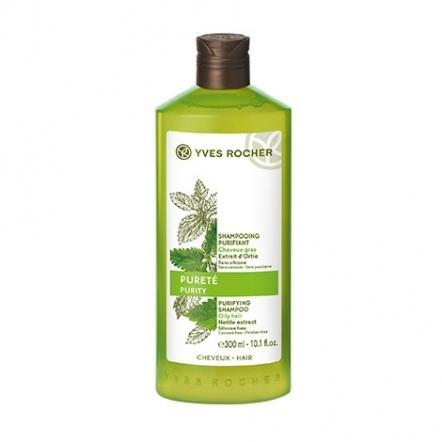 Yves Rocher Purifying Shampoo