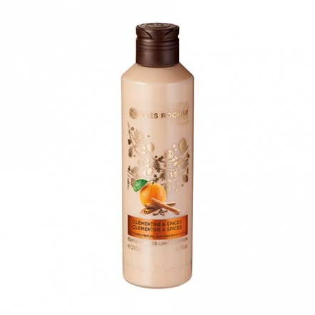 Clementine & Spices Perfumed Body Lotion