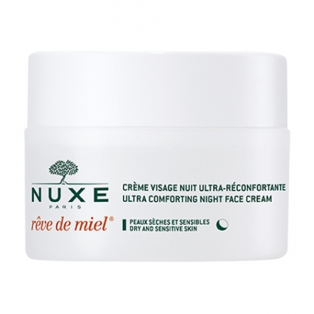 Rêve de Miel Ultra Comfortable Night Face Cream
