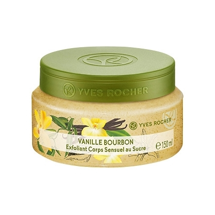 Sensual Sugar Body Scrub Bourbon Vanilla Jar