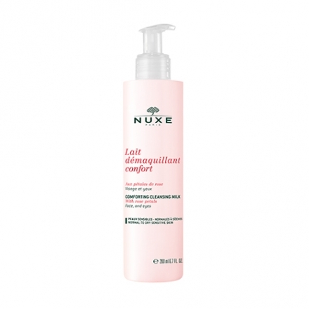 Rose Petals Comforting Cleansing Milk