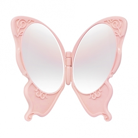 Jacquelle Butterfly Compact Mirror