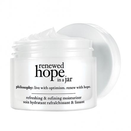 renewed hope in a jar day moisturizer