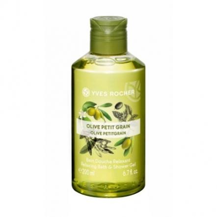 Relaxing Shower Gel Olive Petitgrain