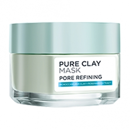 Pure Clay Pore Refining Mask
