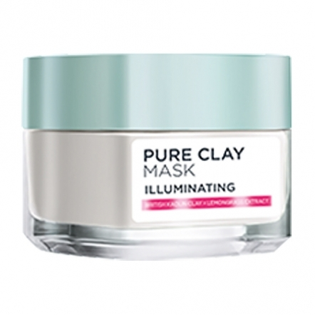 Loreal Paris Pure Clay Illuminating Mask