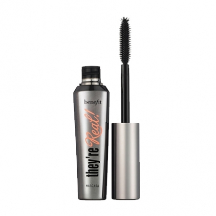 They're Real! Black Mascara