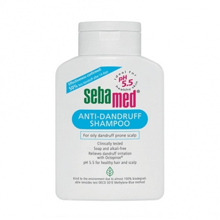 Sebamed Shampoo Anti Dandruff