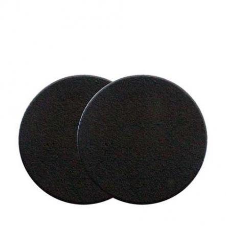 2P 55MM Compact Foundation Sponge - Black
